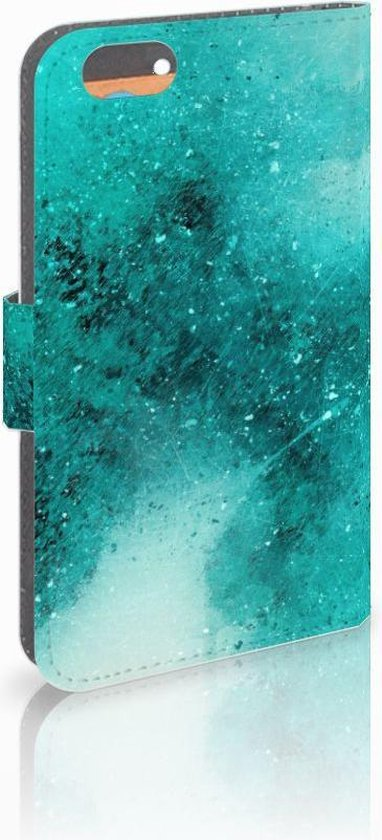 iPhone 6s | 6 Bookcase Painting Blue