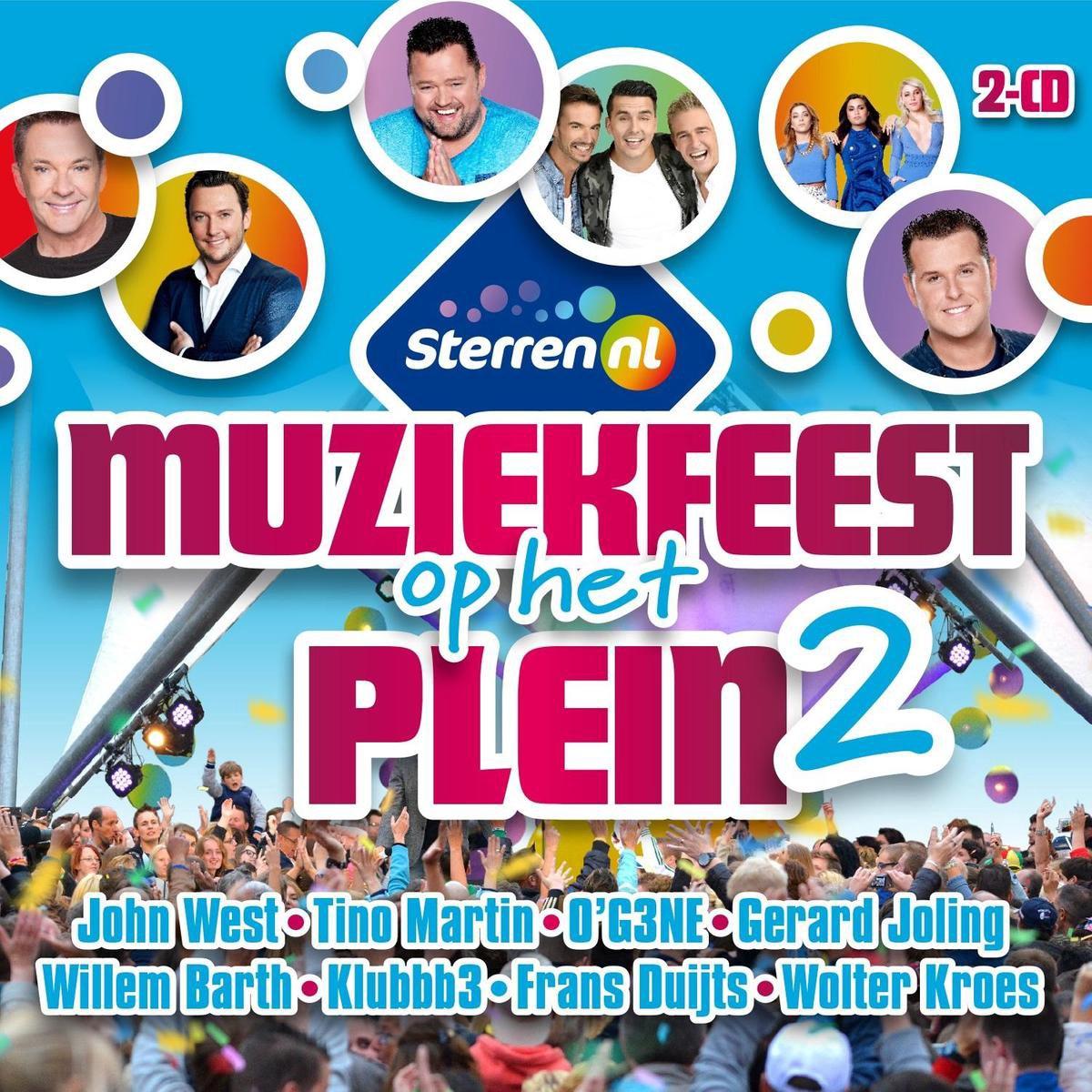 Muziekfeest Op Het Plein Deel 2 - various artists