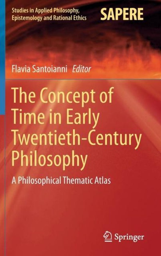 Boek cover The Concept of Time in Early Twentieth-Century Philosophy van  (Hardcover)