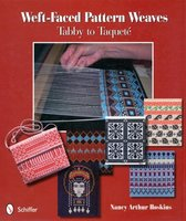 Weft-Faced Pattern Weaves