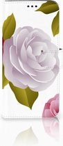 Samsung Galaxy S9 Plus Bookcase Hoesje Roses
