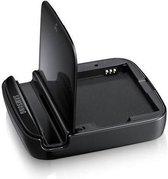 Battery Charger voor de Samsung Galaxy S3 (black) (EBH-1G6MLE). Exclusief batterij