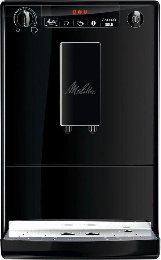 Melitta Caffeo Solo - Volautomatische espressomachine