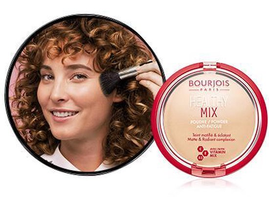 Bourjois Healthy Mix Powder Poeder - 04 Halé Clair
