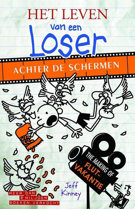 Omslag van Het leven van een Loser  -   Achter de schermen