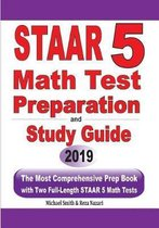 STAAR 5 Math Test Preparation and Study Guide