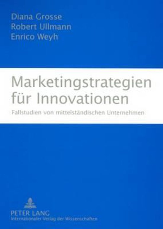 Marketingstrategien Fuer Innovationen