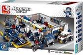 Formule car F1 Garage M38-B0356