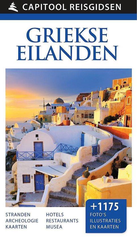 Capitool reisgidsen - Griekse eilanden - Marc Dubin |