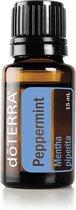 doTERRA Peppermint (Pepermunt)   15ml   Etherische olie