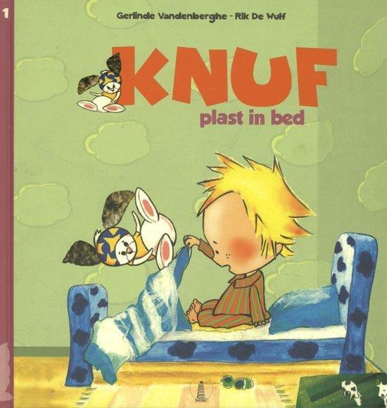Knuf (01): knuf plast in bed - Rik de Wulf |