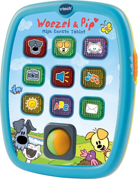 VTech Baby Woezel & Pip Tablet - Babytablet