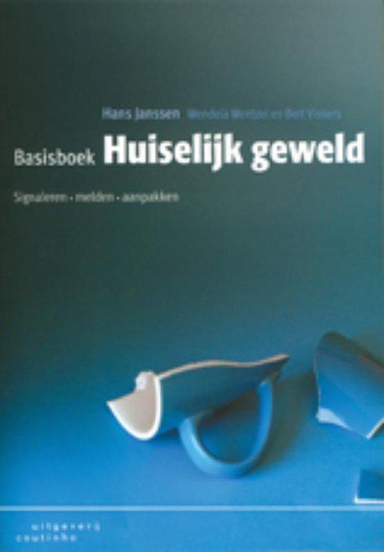 Basisboek Huiselijk Geweld - Henk Janssen |