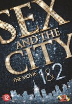 SEX AND THE CITY 1+2 COLL /S 2DVD BI