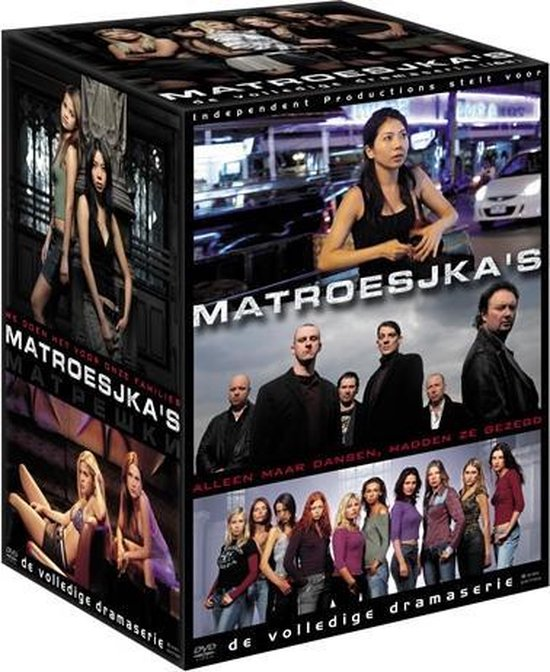Matroesjka's - Seizoen 1 & 2