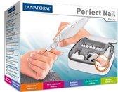 Lanaform Perfect Nail - Manicure set / Pedicure set