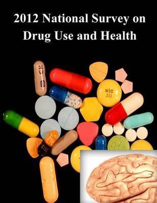 2012 National Survey on Drug Use and Health (Color)
