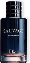 Dior Sauvage - 200 ml - eau de parfum spray - herenparfum