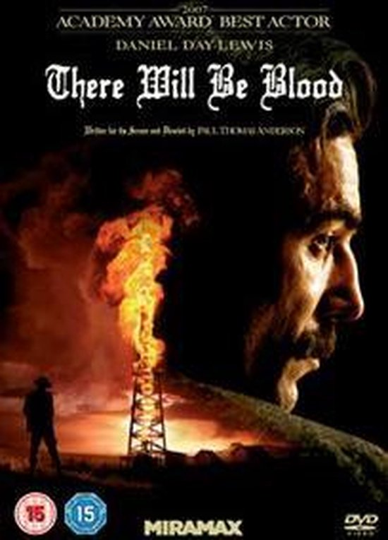 Cover van de film 'There Will Be Blood'