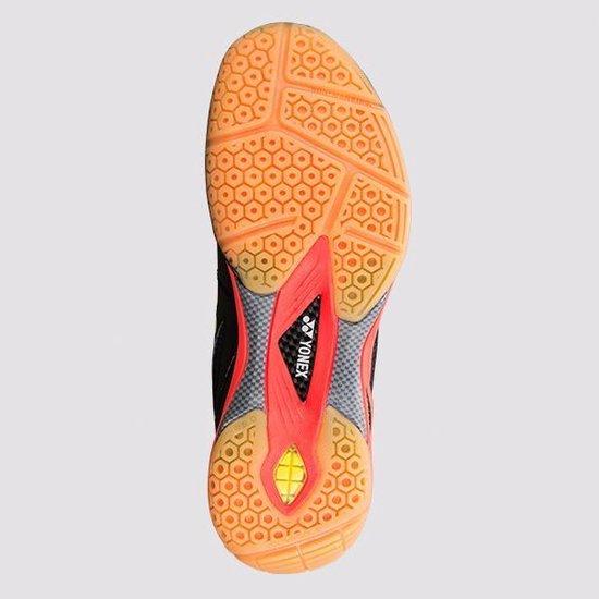 Heren schoenen   Yonex Badmintonschoenen Shb 65z Heren Zwart/rood Maat 42