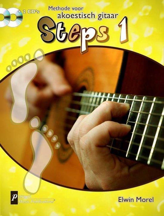 Steps 1 - Methode voor akoestisch gitaar - E. Morel |