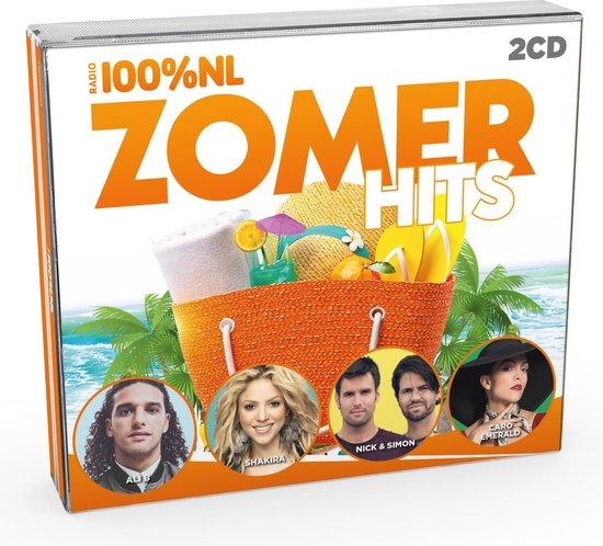 Radio 100% NL Zomer Hits - Various