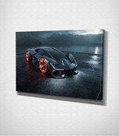 Lamborghini Terzo Millennio Canvas | 70x100 cm