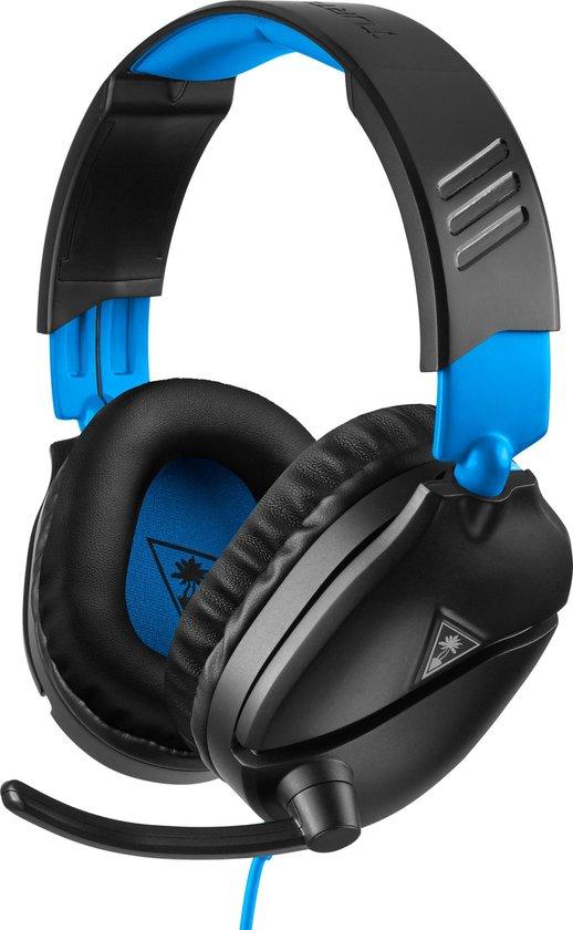 Turtle Beach Recon 70P Gaming Headset - Zwart - PS4