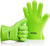 Siliconen Ovenhandschoenen en BBQ Handschoenen