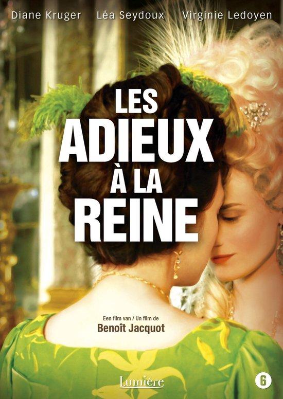 Cover van de film 'Les Adieux A La Reine'