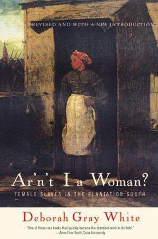 Boek cover Arnt I a Woman? van Deborah Gray White (Paperback)