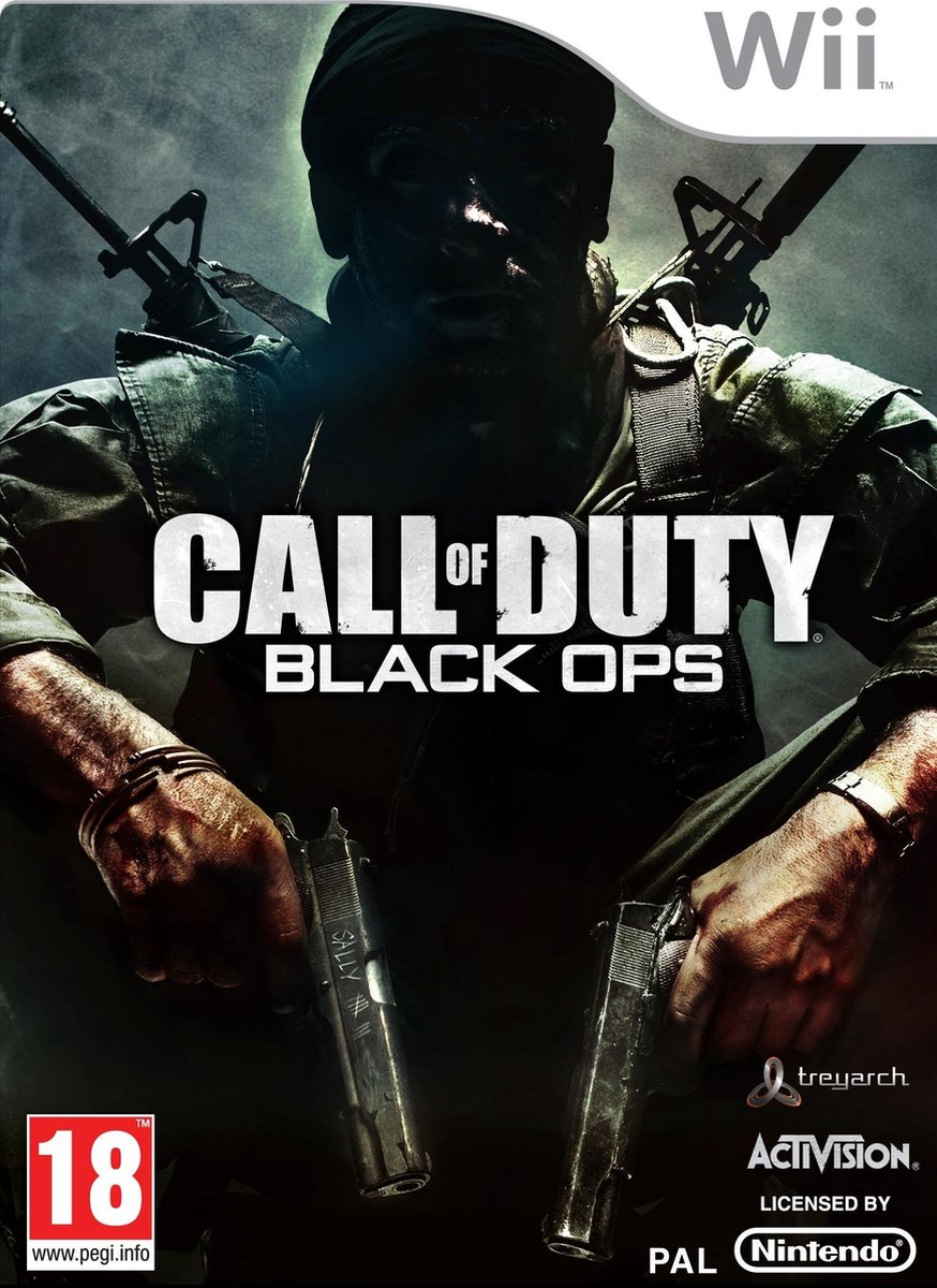 Call Of Duty: Black Ops - Activision