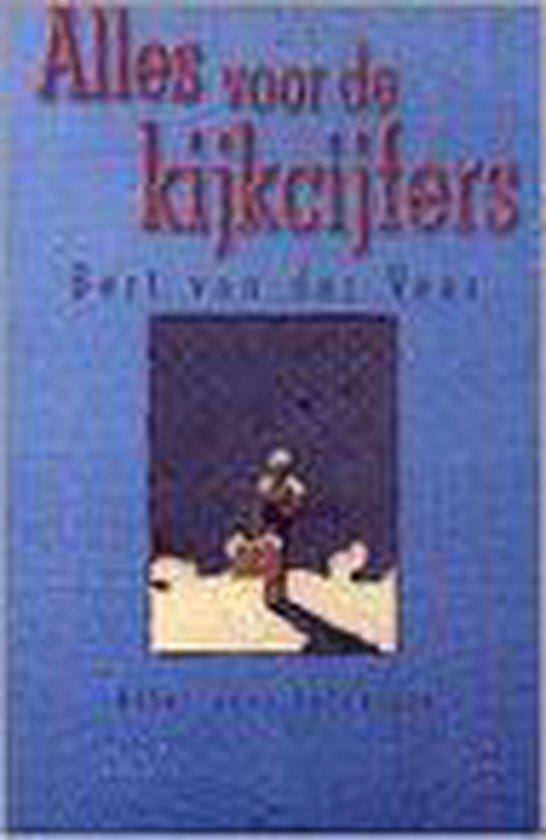 Boek cover Alles voor de kijkcijfers van Van Der Veer