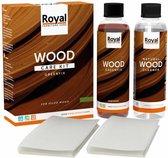 Oranje Greenfix Wood Care Kit + Cleaner 2x250ml
