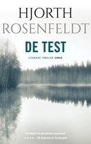 Omslag De test