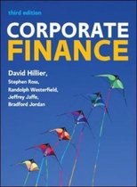 Boek cover Corporate Finance van David Hillier (Paperback)