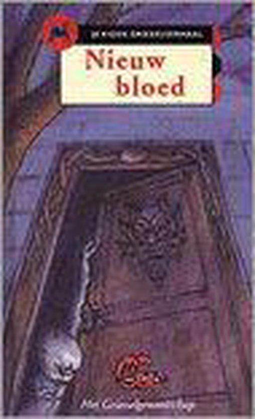 Nieuw bloed - Het Griezelgenootschap |