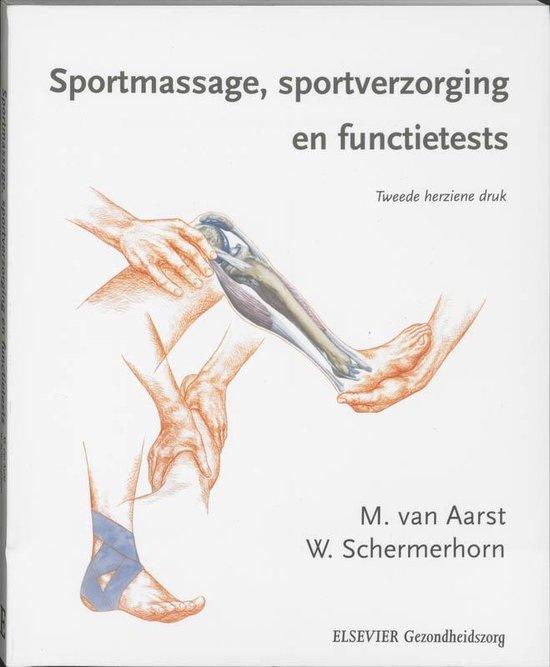 Sportmassage, sportverzorging en functietests - M Van Aarst |