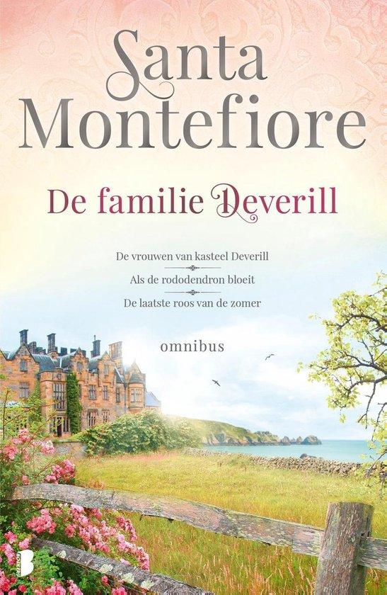 Boek cover De familie Deverill van Santa Montefiore (Onbekend)