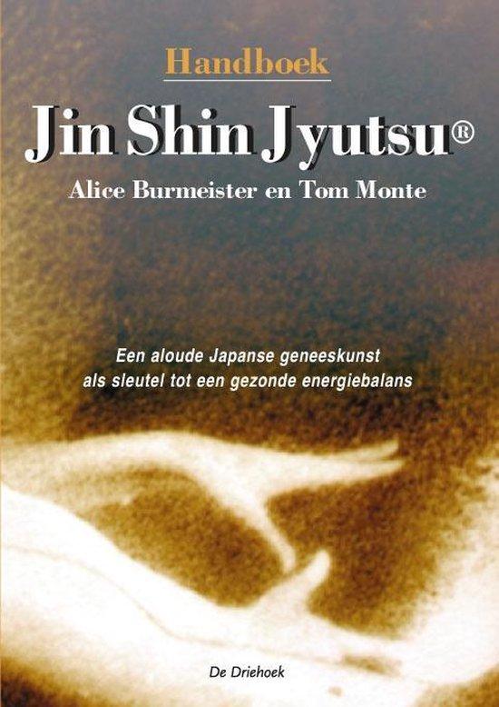 Handboek Jin Shin Jyutsu - A. Burmeister   Fthsonline.com