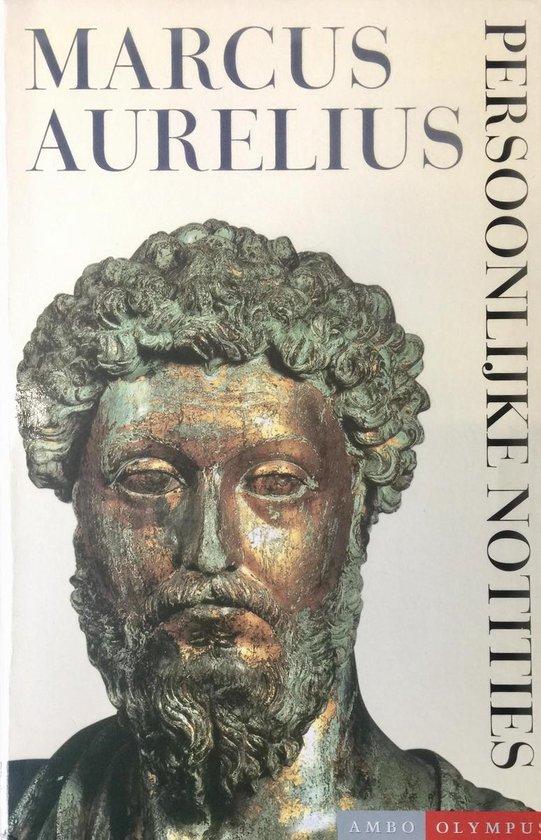 Boek cover Persoonlijke Notities van Marcus Aurelius (Paperback)