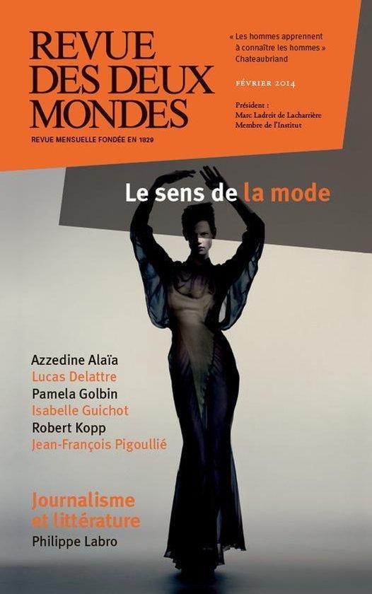 Boek cover Revue des Deux Mondes février 2014 van Robert Kopp (Onbekend)