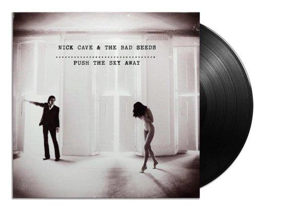 CD cover van Push The Sky Away (LP) van Nick Cave & The Bad Seeds