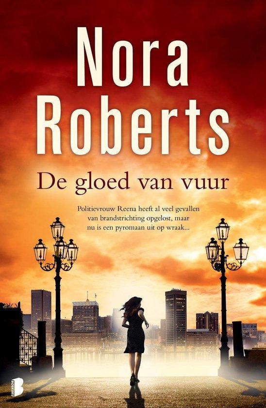 Gloed van vuur - Nora Roberts |