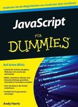 JavaScript fur Dummies