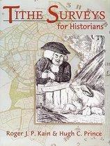 Omslag Tithe Surveys for Historians