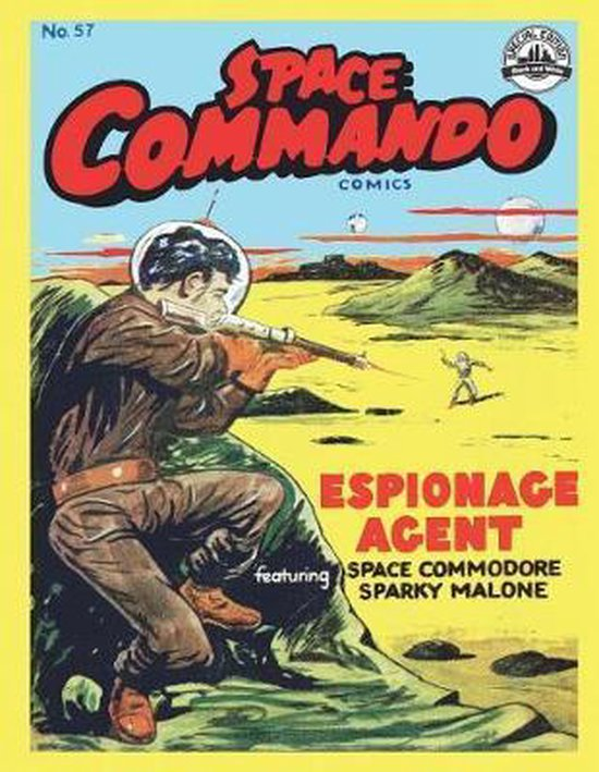 Space Commando Comics # 57