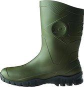 Dunlop K580011 kuitlaars pvc groen maat 41 (vallen groot uit)