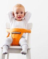 Minichair - kinderzitje - oranje
