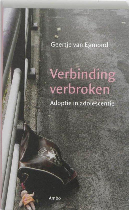 Verbinding verbroken - Geertje van Egmond |